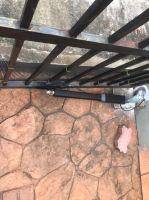 2019 aug dnor 212 autogate installation , kuala kubu baru , gumut , kerling , desa bukit bujang , selangor , malaysia , auto gate system