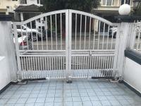 2019 sep dnor 212 , autogate installation , wangsa melawati , taman sri gombak, setia wangsa , ampang jaya , kuala lumpur , malaysia , auto gate system