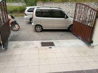 2019 sept dnor 212 autogate installation , bentong , karak , pahang , malaysia , auto gate system