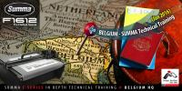 Summa F-Series Training @ Belgium 2016