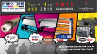 1st-4th AUG 2019 IPMEX @ PWTC
