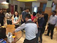 Coffee Machine Rental Taste Drink Session