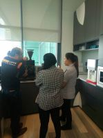 Coffee Machine Rental - Menara TM Coffee DEMO Session