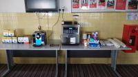Coffee Machine Rental - Factory