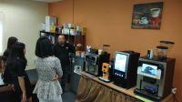 Coffee Machine Rental - Premium Car Clients Visit