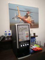 Coffee Machine Rental - Pitti Veloce Vending Machine