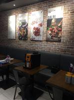 Coffee Machine Rental- Korea Restaurant