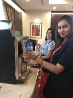Coffee Machine Rental - Airport Premium Lounge