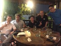 Pitti Caffe Italy Principal Visit - September 2018