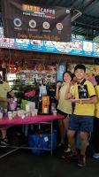 Coffee Machine Rental - Penang Charity Program Lion Group