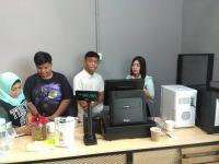 Coffee Machine Rental - Bakery Shop