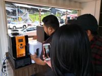 Coffee Machine Rental - Pit Stop R@R