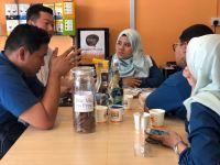 Coffee Machine Rental - Car Services Centre Clients Visit
