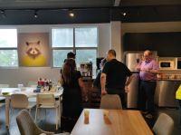 Coffee Machine Rental - Big Bad Wolf