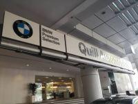 Coffee Machine Rental - BMW Show Room