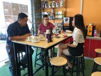 Coffee Machine Rental - New Model Barista 06 Discussion