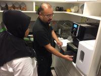 Coffee Machine Rental- Co-operation With Facilities Company