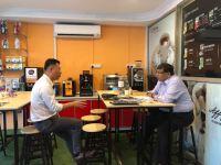 Coffee Machine Rental - Factory Visit