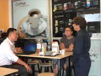 Coffee Machine Rental - Principal Visit 2019