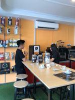 Coffee Machine Rental - Kiosk Clients Visit