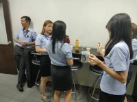 Coffee Machine Rental - Logistics Company Demo Taste Drink Session