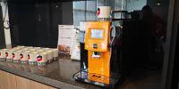 Coffee Machine Rental - International Logistic Company