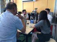 Coffee Machine Rental - Retail Business Discussion