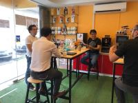 Coffee Machine Rental - On Street Project