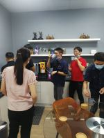Coffee Machine Rental - Johor Factory Corporate Office Installation