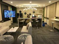 Coffee Machine Rental- Premium Lounge Installation