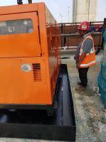 Rental Genset Project at Serdang MRT Station
