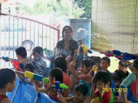 Water Play 8/11/2012