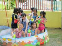 Water Play On 21 April 2011