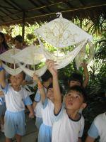 EducationTrip. .Part 1-Traditinal Craft BATIK