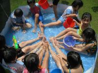 Water Play, Cooking 29-30 April (part 1)