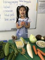 Mengenal Sayur-sayuran