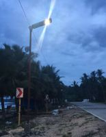SOLAR STREET LIGHT SUPPLY - SIQUIJOR PROVINCE