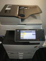 NEW COPIER MACHINE IN SOUTHKEY OFFICE