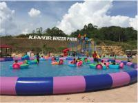 Kenyir Water Park 2015