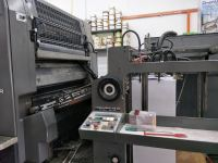 Heidelberg 2 Colour Speed Master Printing Machine
