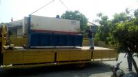 Used KRRAS Hydraulic Shearing Machine @ Selangor
