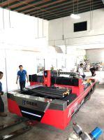 Fiber Laser Cutting Machine @ Penang