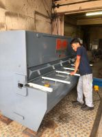 Used Hydracut Hydraulic Shearing Machine @ Selangor