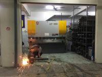 NC Hydraulic Pressbrake @ Sabah