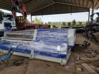New Hydraulic Plate Rolling Machine @ Sarawak