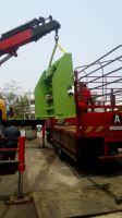 Used Hydrabend Hydraulic Pressbrake @ Kelantan