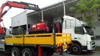 Used Hydraulic Shearing Machine @ Penang