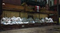CLEANING AND DISPOSAL (MV MSG GENOVA FJ916E)