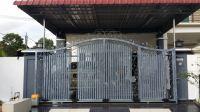 DCMOTO GFM705 Sliding Auto Gate, Taman JP Perdana, Johor Bahru.