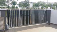 DCMOTO GFM925AL Auto Gate + Auto Lock, Nusa Idaman,  NusaJaya, Bukit Indah, Johor Bahru.